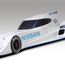 Nissan is planning for an LMP1 entry as well