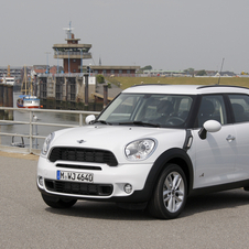 MINI (BMW) Cooper D Countryman ALL4