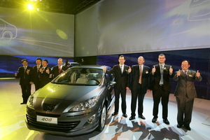 Dongfeng and Peugeot already have a joint venture in China