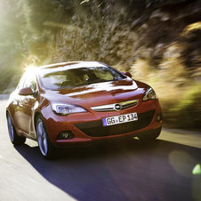 Opel Astra GTC 1.6 Direct Injection Turbo