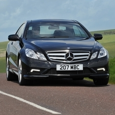Mercedes-Benz E220 Coupe CDI BlueEFF. Sport