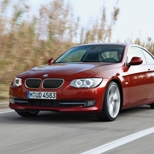 BMW 330d Coupe Sport Plus