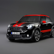 MINI (BMW) Countryman John Cooper Works AT