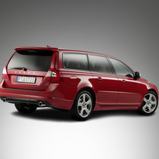 Volvo V70 D3 R-Design Geartronic