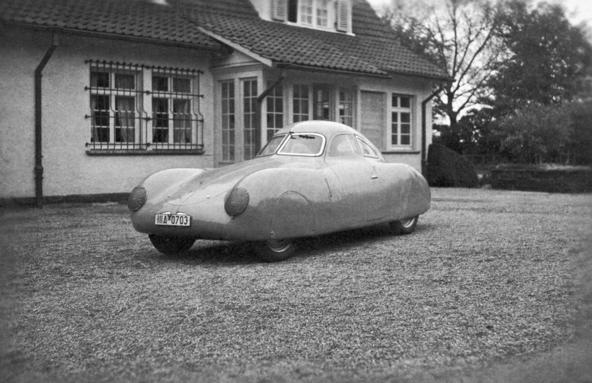 Porsche Type 64 Slideshow Autoviva Com