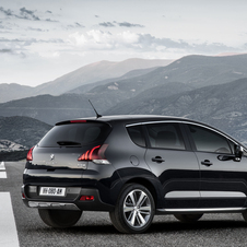 Peugeot 3008 Active 1.6 HDi 2-Tronic