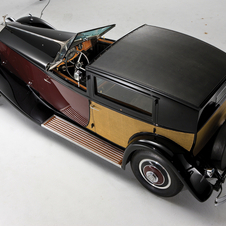 Rolls-Royce Phantom II Special Town Car by Brewster