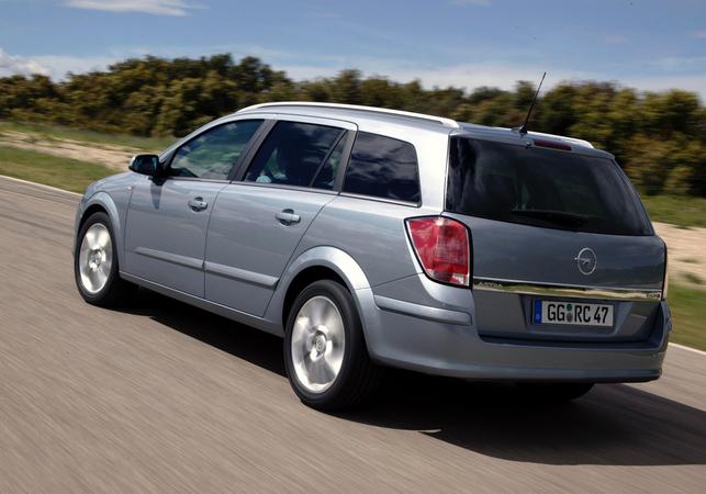 Opel Astra Caravan 19 CDTI