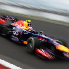 Red Bull and Sebastian Vettel still have a commanding lead in the championship