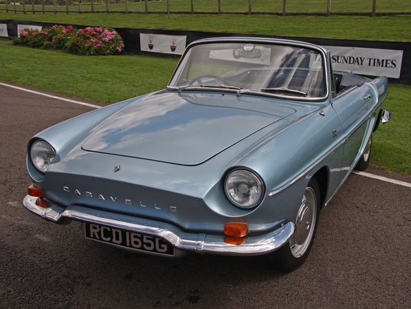 Renault Caravelle. share