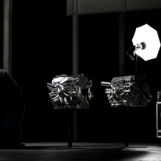 Renault is the first engine supplier to show its 2014 engine