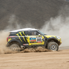 Mini gave Peterhansel his 11th career win in Dakar