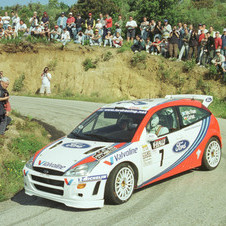 Ford and driver Colin McRae became inextricably linked in the early 2000s