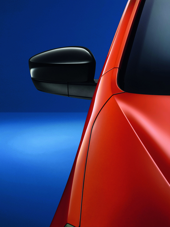 Volkswagen groove up! BlueMotion Technology