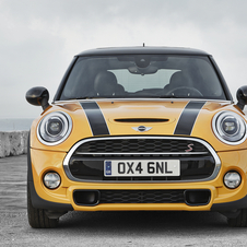 Mini Prepping Five-Door Next Generation Cooper