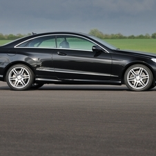 Mercedes-Benz E200 Coupe CGI BlueEFF. Sport