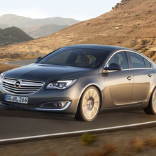 Opel Insignia 2.0 CDTI Executive