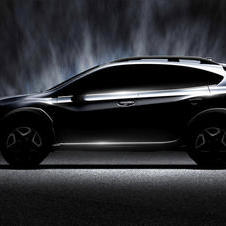 The new Subaru XV will share its platform with the Impreza