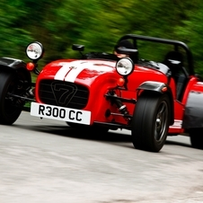 Caterham 7 Superlight 1.8 K-Series VVC R300