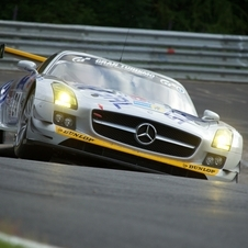 Mercedes Benz SLS AMG GT3 Competing in 15 Race Series Around the World