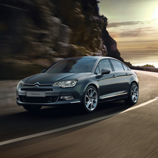 Citroën C5 1.6 e-HDI 110 Airdream CMP6 Seduction