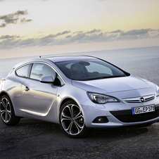 Opel Astra GTC 2.0 CDTI Active Select