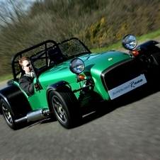 Caterham 7 Superlight R400 SV
