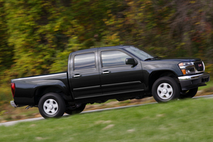 GMC GMC Canyon Extended Cab 4WD Work Truck