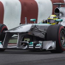 Mercedes will not be allowed to take part in the three-day young driver test