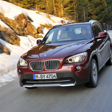 BMW X1 xDrive20d AT