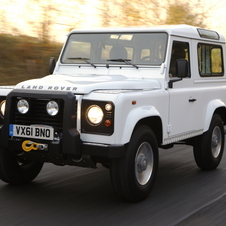 Land Rover Defender 90 Hard Top SE