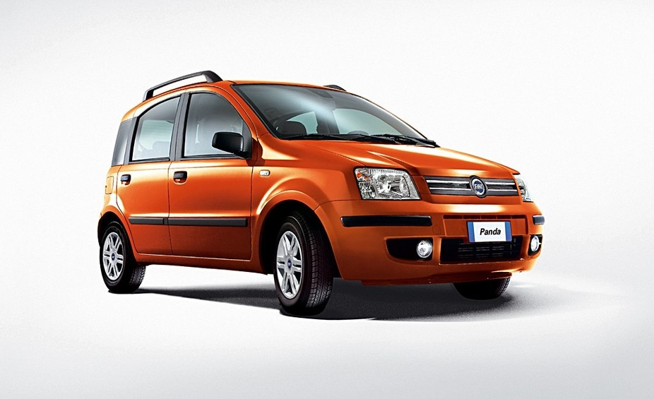 Fiat Panda 1.2 Dynamic Natural Power Usata a Gessate ...
