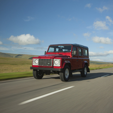Land Rover Defender 110 SW SE