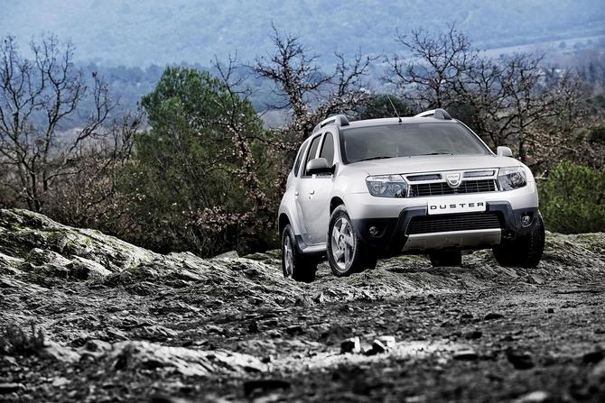Dacia Duster 4x2 1.5 dCi 90hp Confort