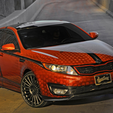 Kia Brings Gloriously Ugly Cars to SEMA