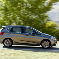 BMW 218i Active Tourer SE