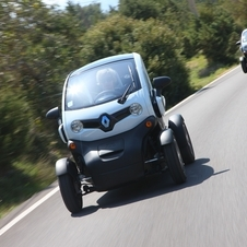 Renault Twizy Intens Black