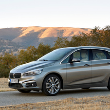 BMW 218d Active Tourer SE