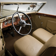 Stutz DV32 Convertible Victoria by Rollston