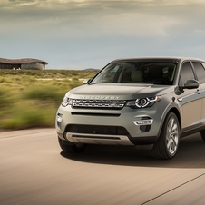 Land Rover Discovery Sport 2.2 SD4 4x4 HSE