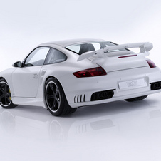 TechArt 911 GT2 Aerokit