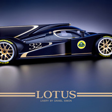 Lola B12/80 COUPE Lotus