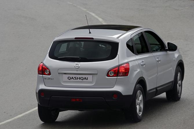 Nissan Qashqai+2 2.0 Diesel Photos :: 2 pictures :: autoviva.com