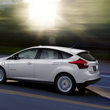 Ford Focus Electric Titanium Auto