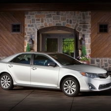Toyota Camry 2.5 XLE