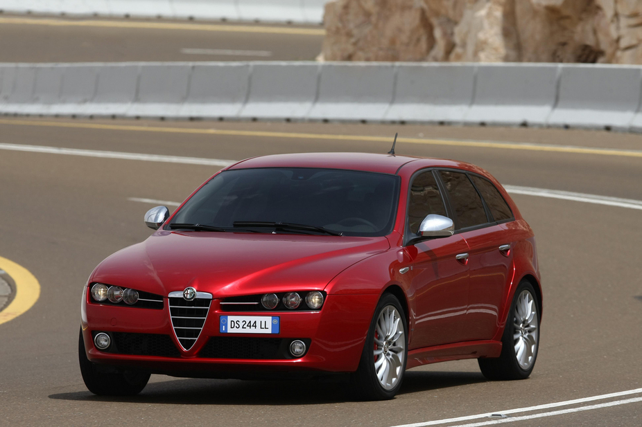 alfa romeo 159 sw 1 9 jtdm progression 1 photo and 51 specs. Black Bedroom Furniture Sets. Home Design Ideas