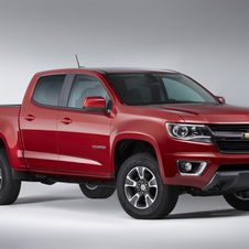 Chevrolet Colorado 2.5 LT Crew Cab 4WD