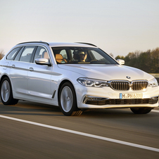 BMW 520d xDrive Touring