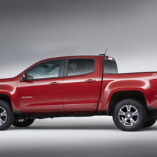 Chevrolet Colorado 2.5 WT Extended Cab 4WD