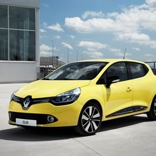 Renault hopes that sales will be boosted in Europe by the new Clio
